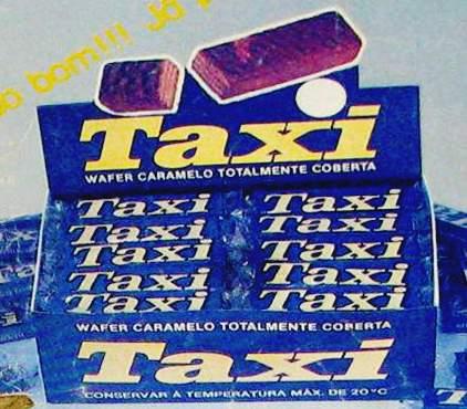 ... do Chocolate Taxi