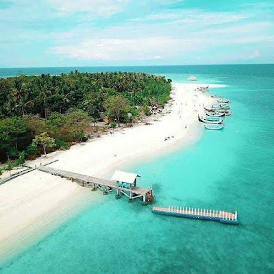 Pulau Gili Labak Sumenep