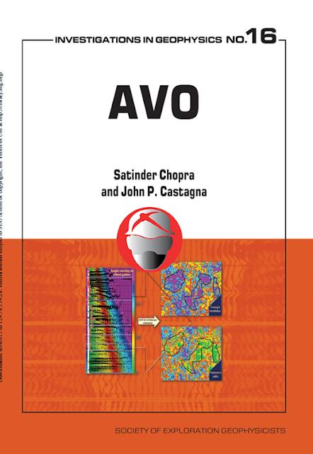 AVO By Satinder Chopra & John P. Castagna