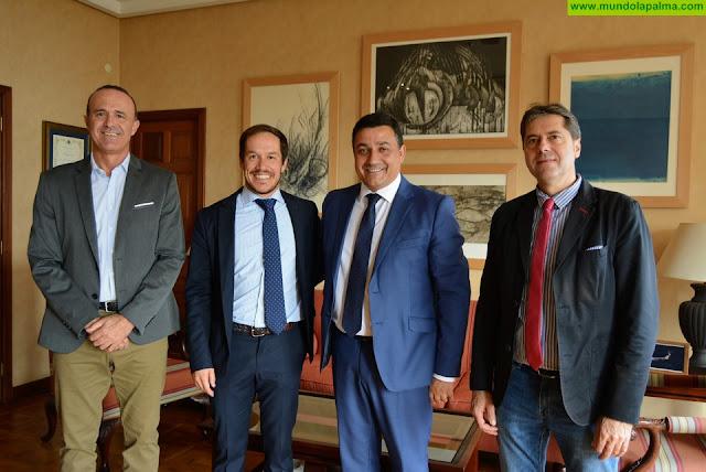 La Isla de La Palma y la provincia de Ávila suscribirán un acuerdo de intercambio y buenas prácticas en materia de astroturismo