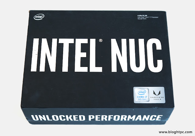 INTEL NUC 8i7HVK Hades Canyon
