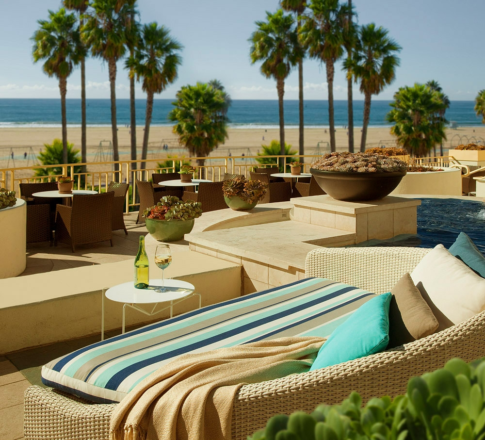 The Best Experience With Loews Santa Monica Beach Hotel