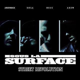 Sous La Surface - Street Revolution (2005) WAV+320