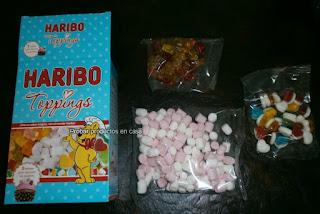 Disfrutabox Septiembre: Haribo