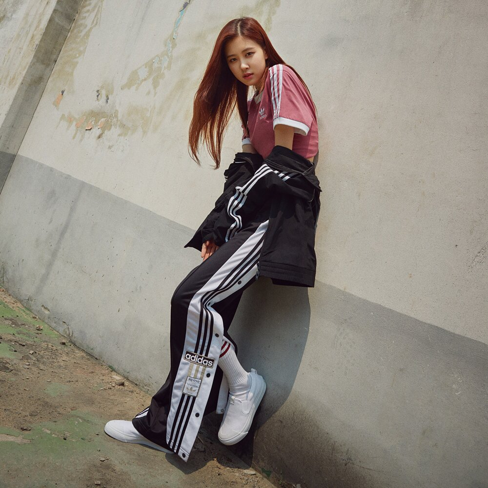 Photos Blackpink X Adidas Korea 2018