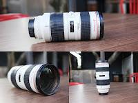 lensa canon 70-200mm