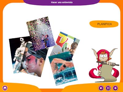 http://ceiploreto.es/sugerencias/juegos_educativos_2/6/Hacer_entrevista_1/index.html