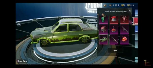PUBG Mobile Sezon 16 Royale Pass Seviye Ödülleri Sızdırıldı!