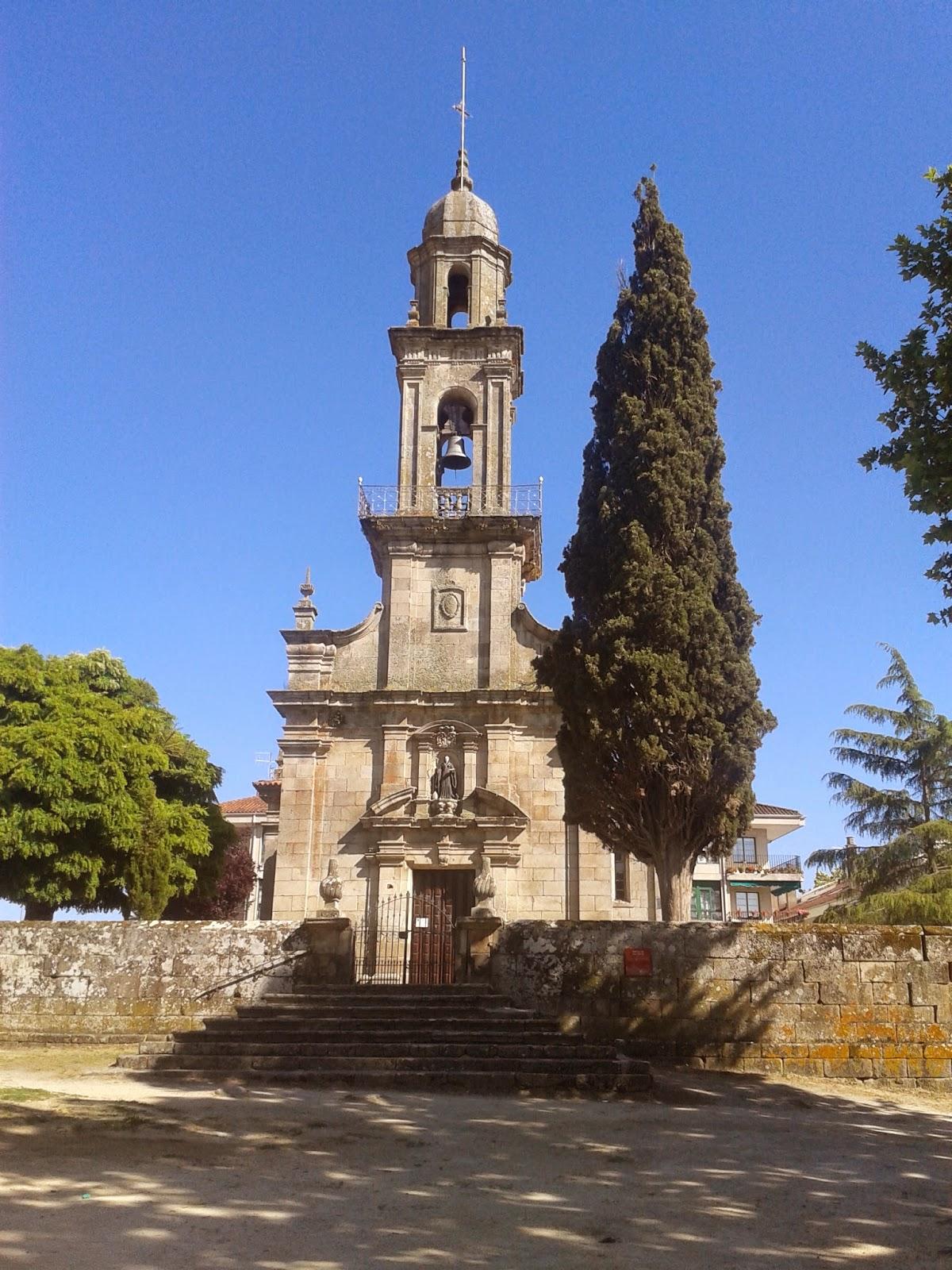 Iglesia de San Bieito en Allariz