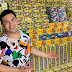 Jovem distribuirá cerca de 3 mil caixas de chocolate em Porto Velho