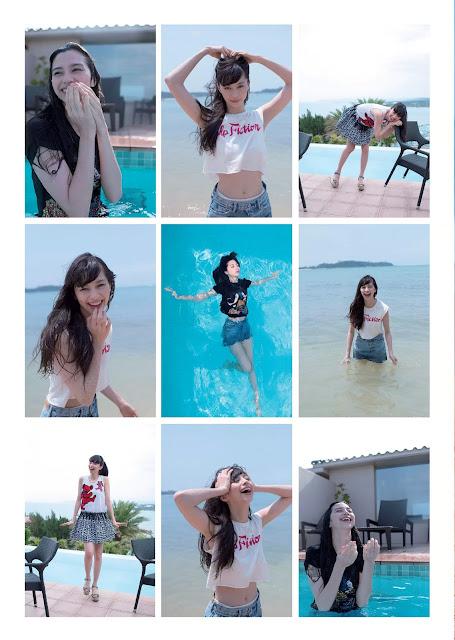 Ayami Nakajo 中条あやみ Weekly Playboy No 31 2016 Pics 03