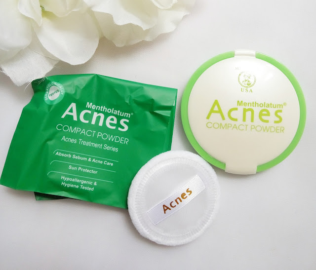 Acnes Compact Powder