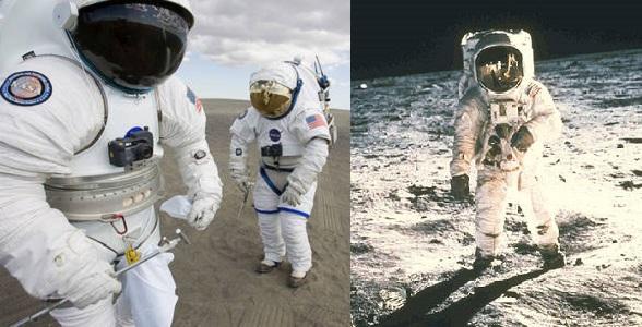 Astronot Giysisi Hakkında Bilgi