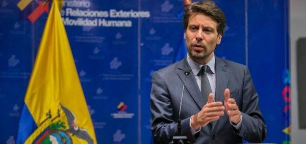 Ecuador rechaza críticas infundadas de EE.UU. sobre DD.HH.