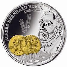 Resultado de imagem para Alfred Bernhard Nobel