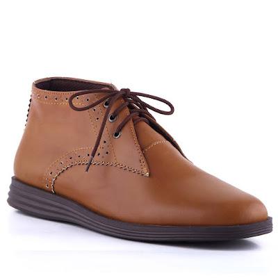 Grosir Sepatu Kulit Kantor