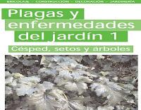 Plagas y enfermedades del jardín 1