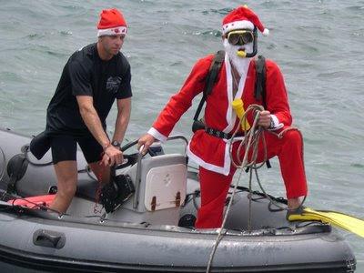 Natale in Polinesia