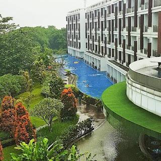 Hotel Rancamaya ciawi bogor