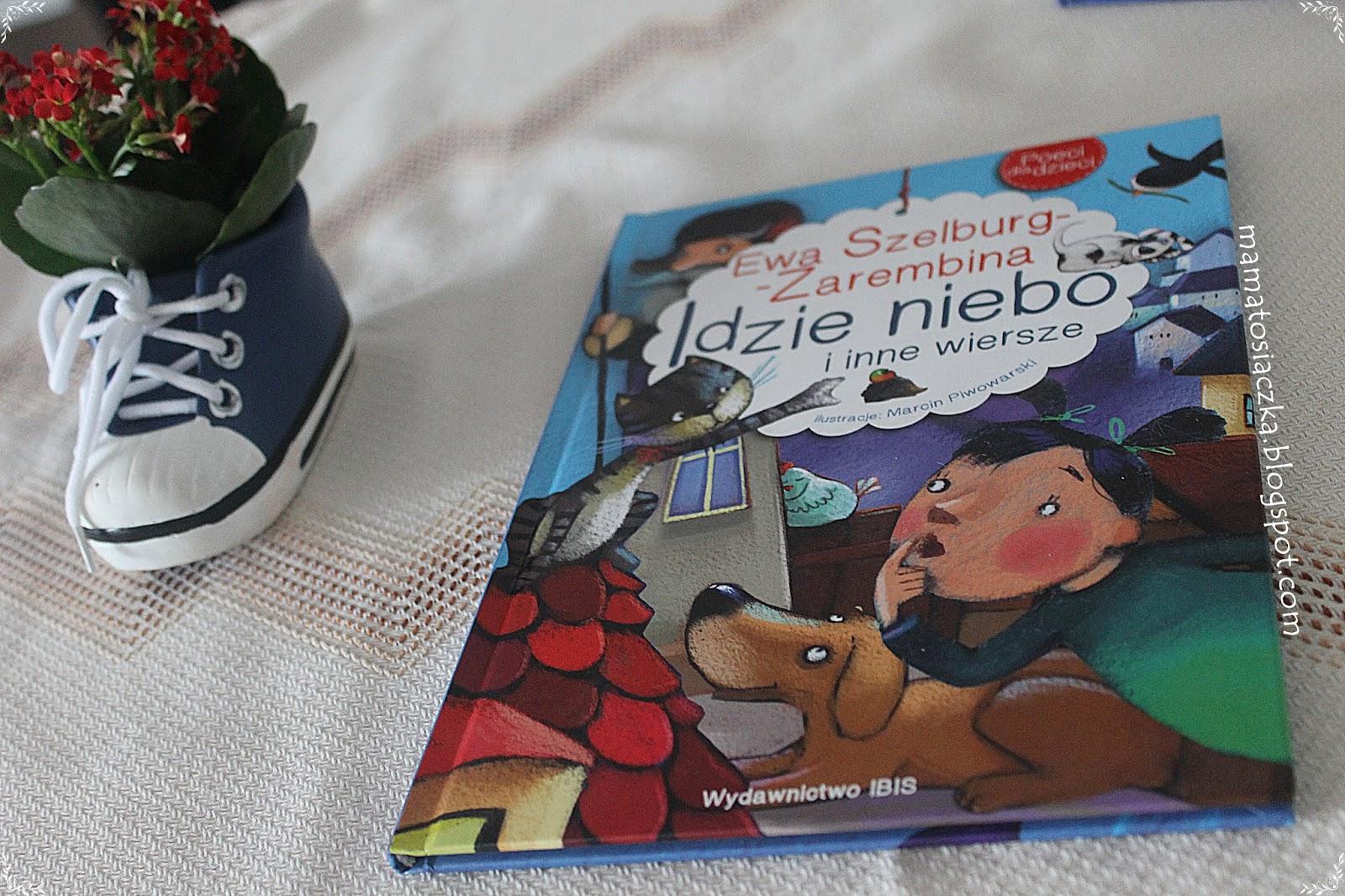 Poeci Dla Dzieci Seria 5 Wspaniałych Książek Z Wierszami