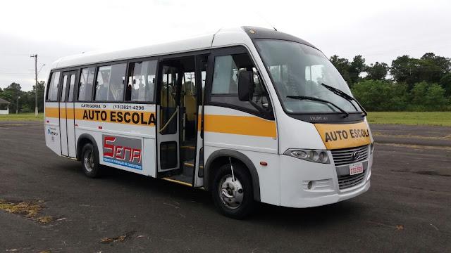 Auto Escola Sena em Registro-SP