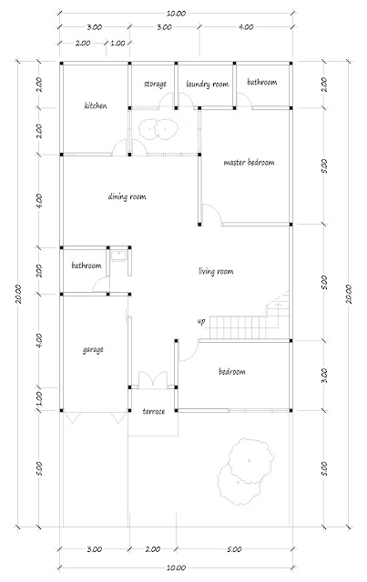 house with floor area of 250 square meters -07
