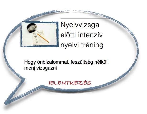 olasz nyelvvizsga előtti intenzív nyelvi tréning