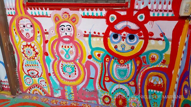 taichung street art