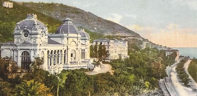 Villa Sultana, Ospedaletti