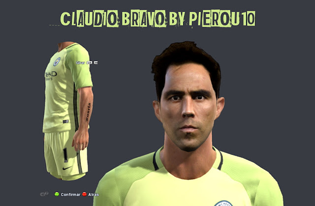 Claudio Bravo - Manchester City