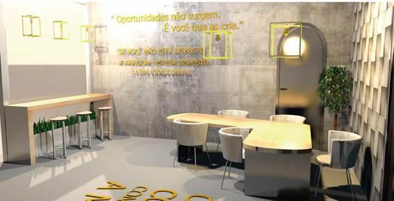 RRubio inaugura Cool Work no Golden Square Shopping