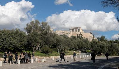 Το ΚΑΣ θα κάνει αυτοψία στα οικόπεδα των κτηρίων που «απειλούν» την Ακρόπολη