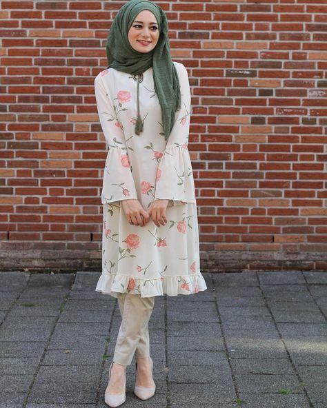 Gaya Hijab Terbaru 2019