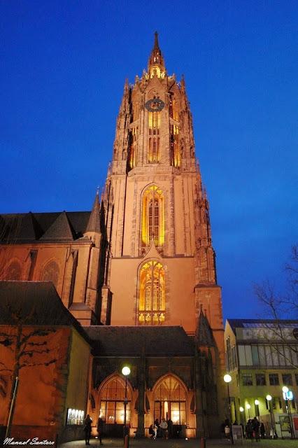 Francoforte sul Meno, Duomo di San Bartolomeo