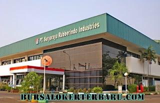 Lowongan Kerja Terbaru di PT Suryaraya Rubberindo Industries - Operator Produksi