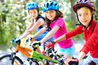 A venit vara! Cumpara-i o bicicleta copilului tau!