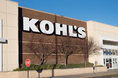 Kohls creditcard login