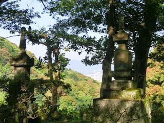 京都:清閑寺供養塔