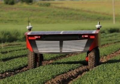 5 Robot Pertanian di Masa Depan Menarik untuk di Bahas