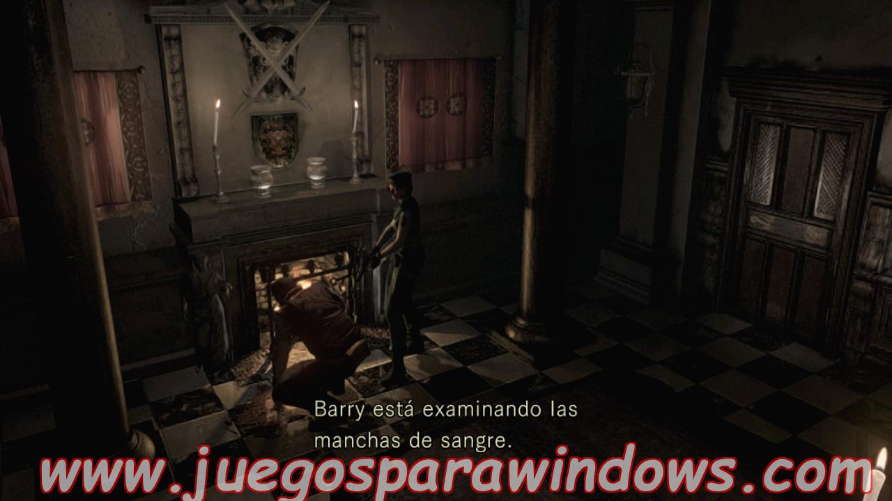 Resident Evil HD Remaster Multilenguaje ESPAÑOL XBOX 360 (RGH/JTAG) 14