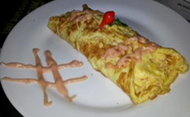 Omelete Mineiro