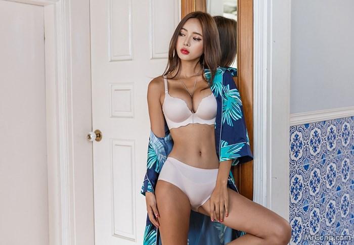 Image Kim-Bo-Ram-MrCong.com-009 in post Người đẹp Kim Bo Ram nồng nàn quyến rũ với trang phục biển và nội y (405 ảnh)