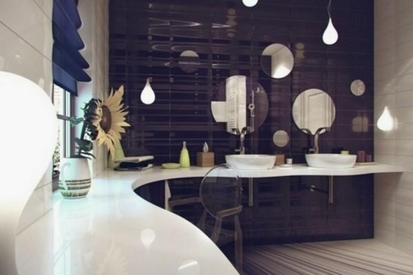 Wohnideen Badezimmer Modern