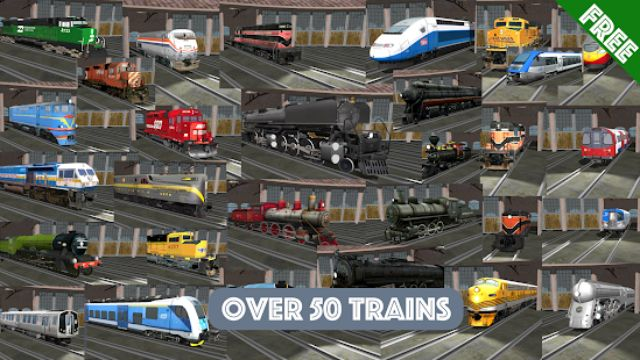 Game simulator kereta api yang paling bagus dan keren 2019