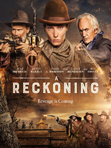 A Reckoning Poster