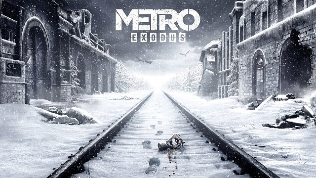 Metro Exodus Game PC