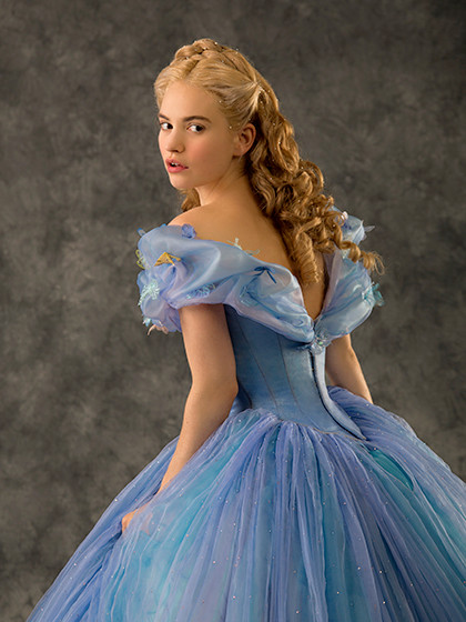 Lavender Blue Dilly Dilly - Lyrics (Cinderella 2015 Movie Soundtrack Song)