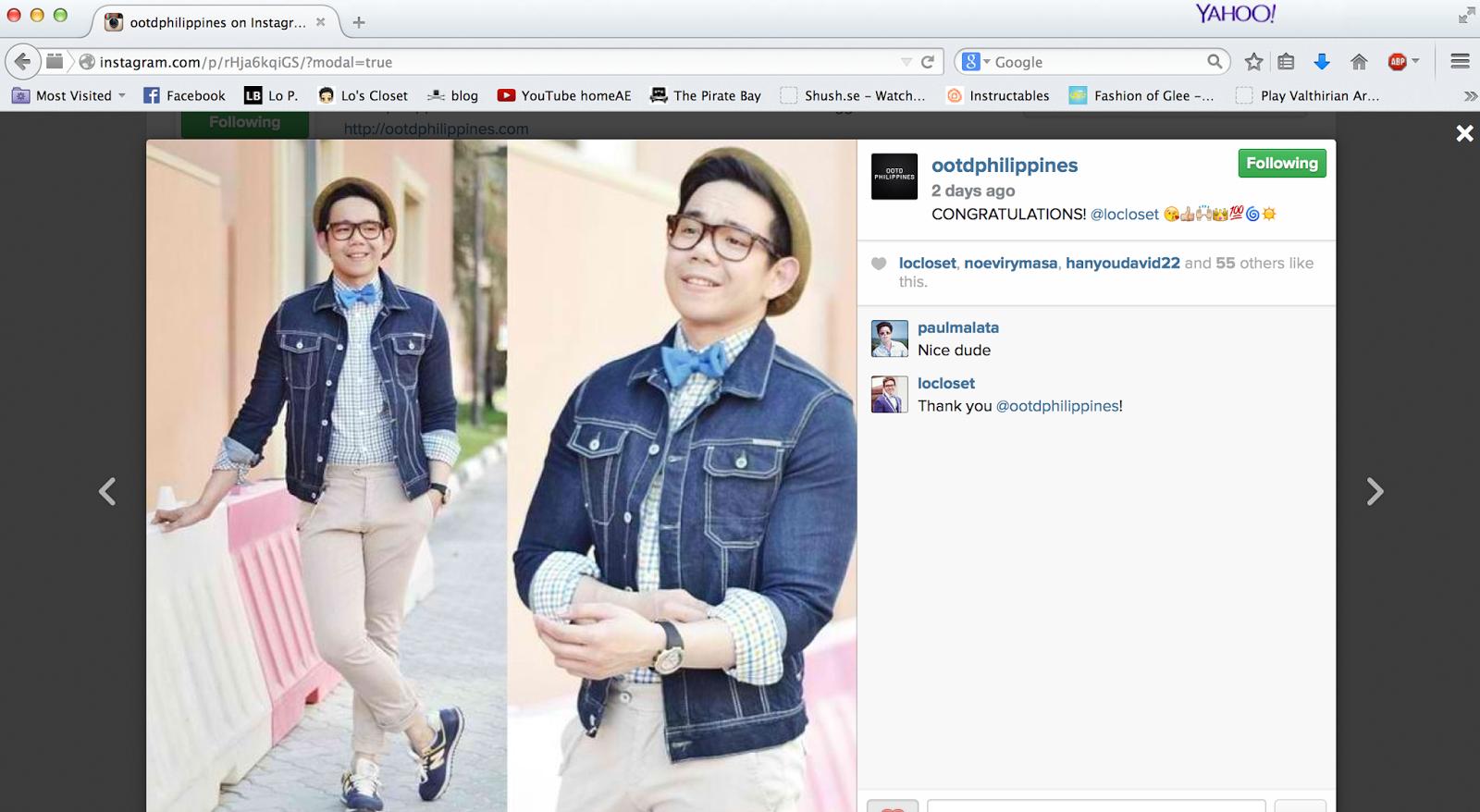 http://instagram.com/ootdphilippines