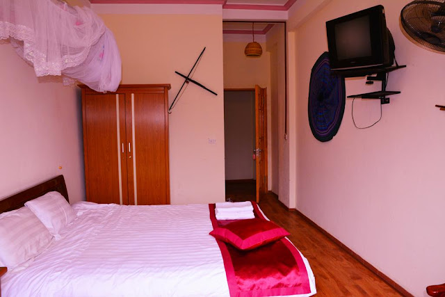 sapa sky hotel -room