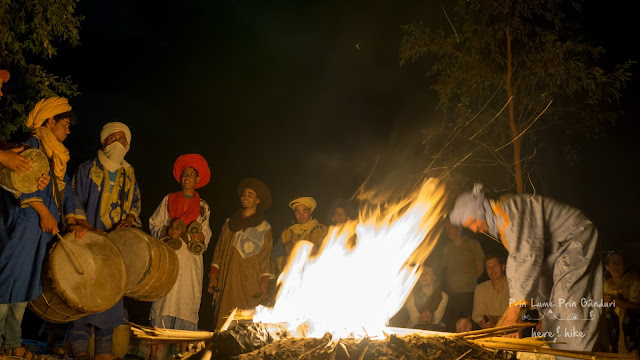 morocco sahara desert tuareg singing